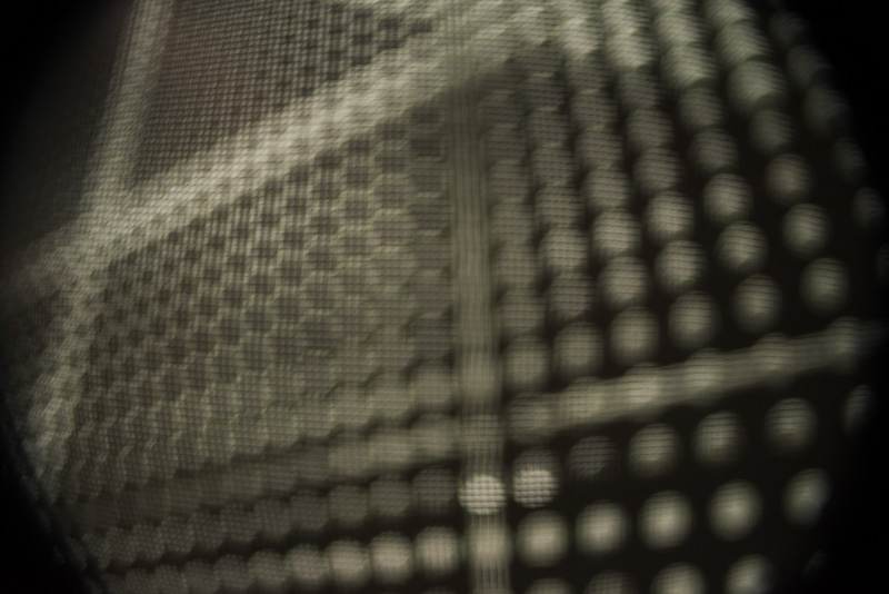 ビルの壁面を撮影。と言われてもよくわからないな(笑)。D600+カールツァイス ディスタゴン T* 2.8/25 / マニュアル露出 / 1/640秒 / F2.8