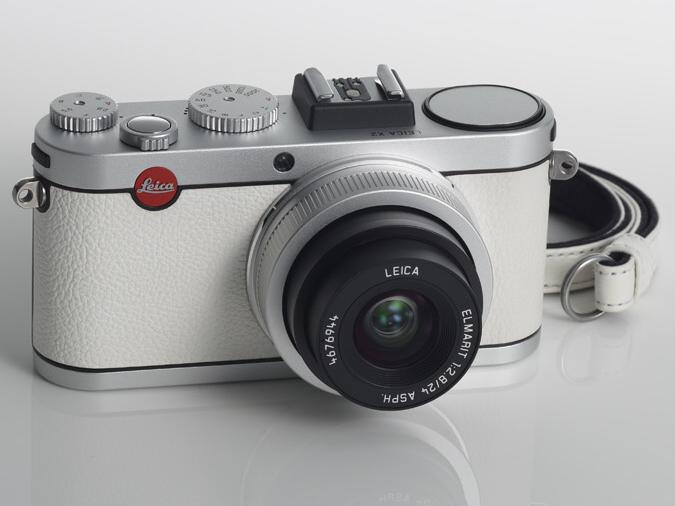 ライカX2ホワイト