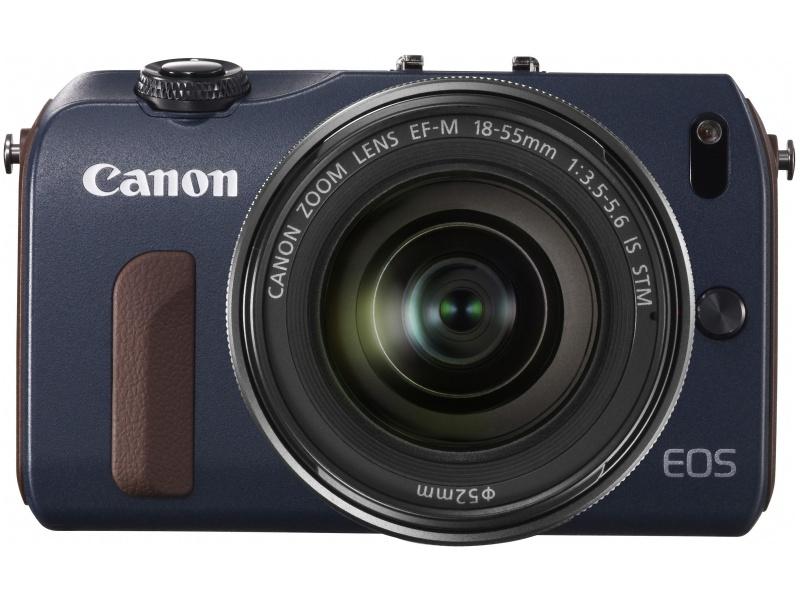 EF-M 18-55mm F3.5-5.6 IS STMの装着イメージ