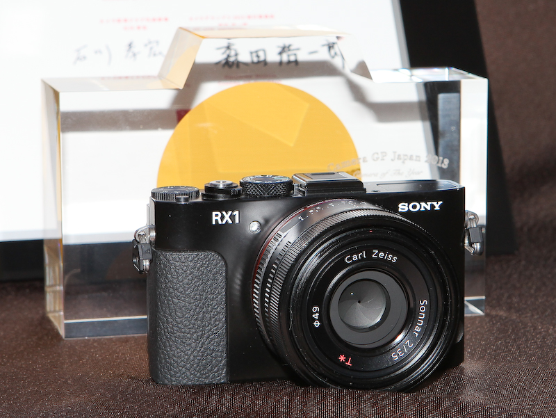サイバーショットDSC-RX1