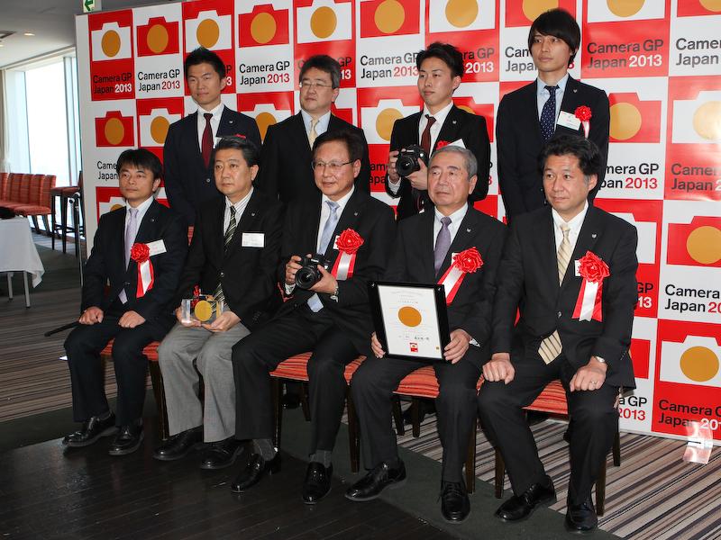 キヤノンおよびキヤノンマーケティングジャパンのメンバー。
