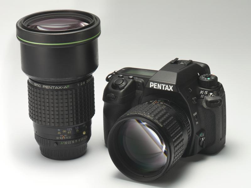 筆者の手元にあるAスターレンズは200mm F2.8と85mm F1.4の2本。フィルム用に設計されたレンズではあるが、その性能は現在でもトップレベルと言える。
