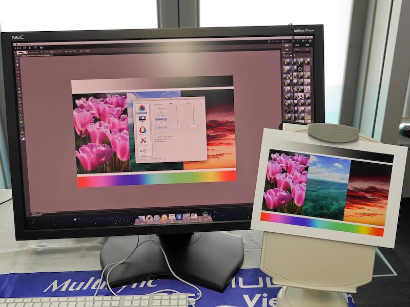LCD-PA302W