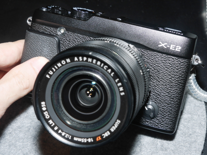 FUJIFILM X-E2(ブラック)