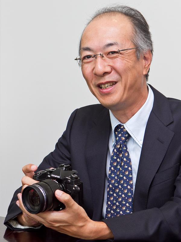AFを担当した金田一剛史氏。