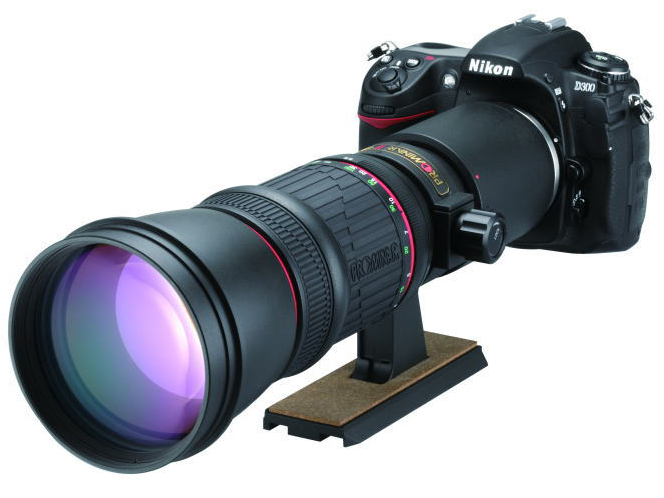 カメラへの接続例。