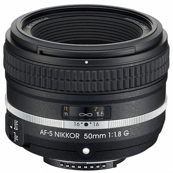 AF-S NIKKOR 50mm F1.8 G(Special Edition)