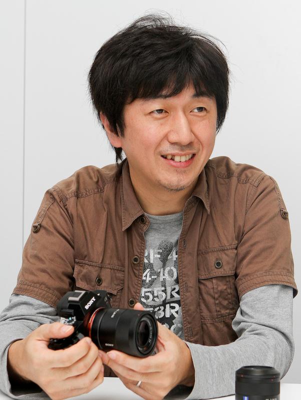 設計のリーダーを務めた須藤貴裕氏。