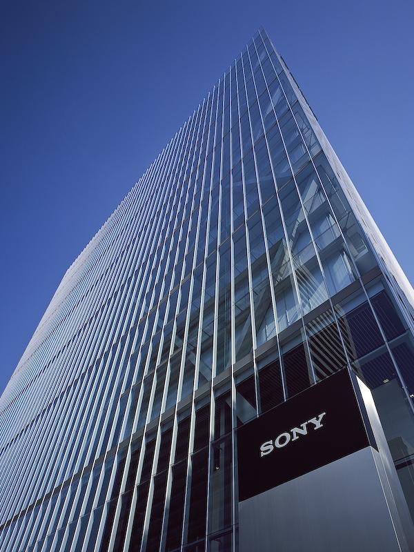 インタビューはソニー本社(東京都品川区)で行なった。