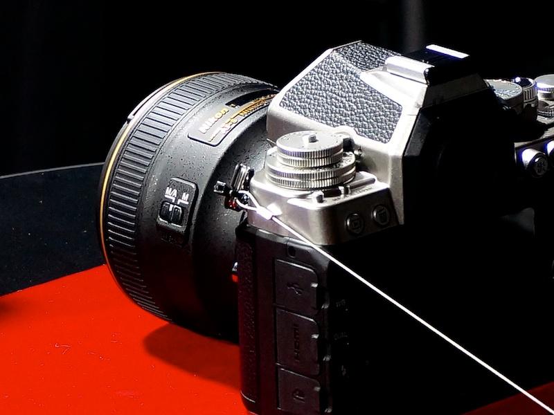 定価約20万円の大口径単焦点レンズ「AF-S NIKKOR 58mm f/1.4 G」を試せる