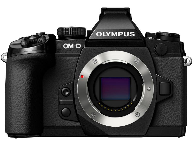 OLYMPUS OM-D E-M1(ブラック)