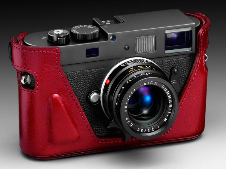 特製カメラプロテクターの装着例