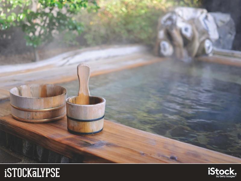 例)温泉:エモーションやリラクゼーションを連想させるもの