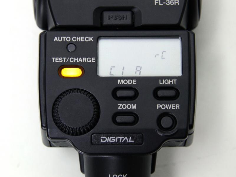 カメラ側とストロボ側で使用チャンネルを合わせる