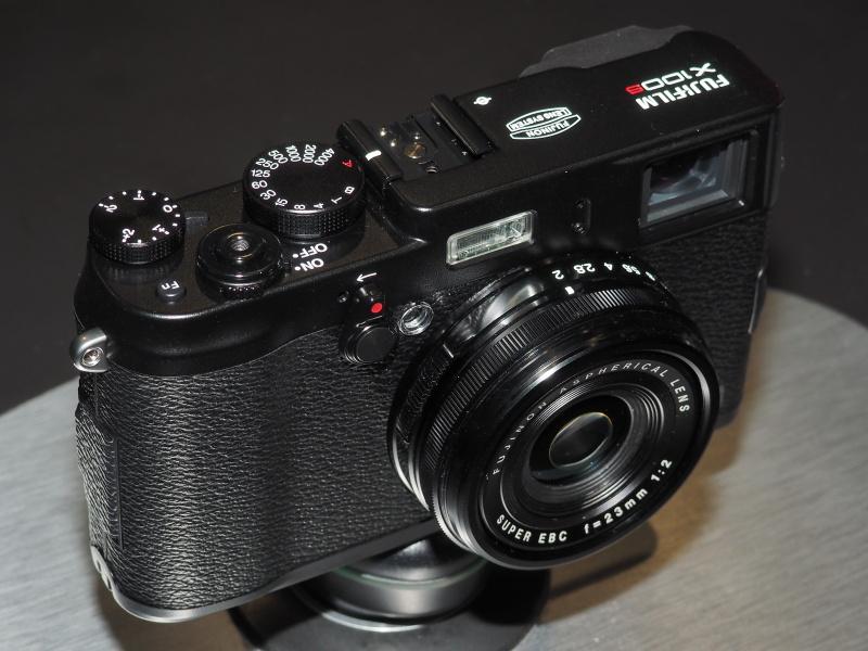 FUJIFILM X100Sブラック
