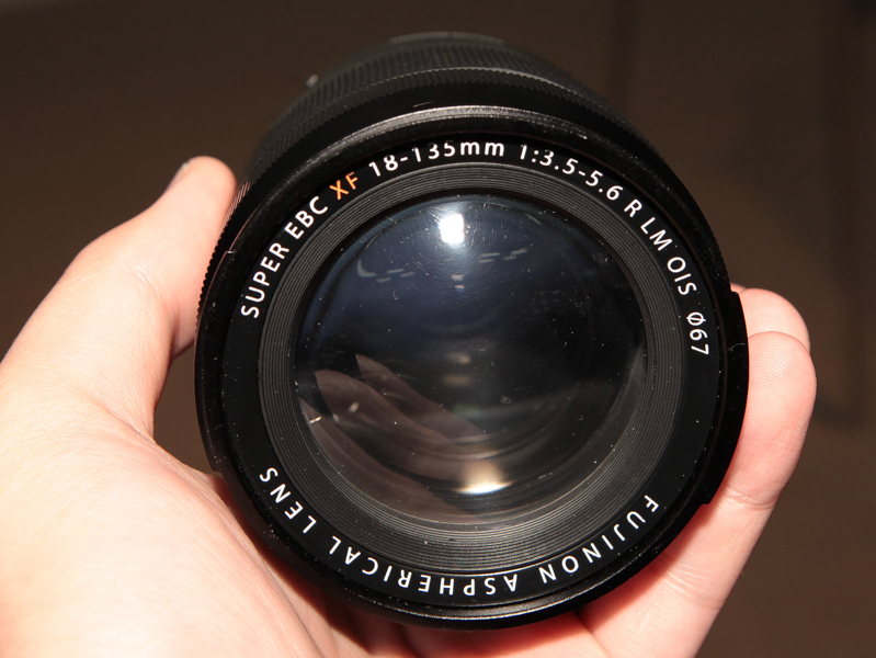 XF 18-135mm F3.5-5.6 R LM OIS WR