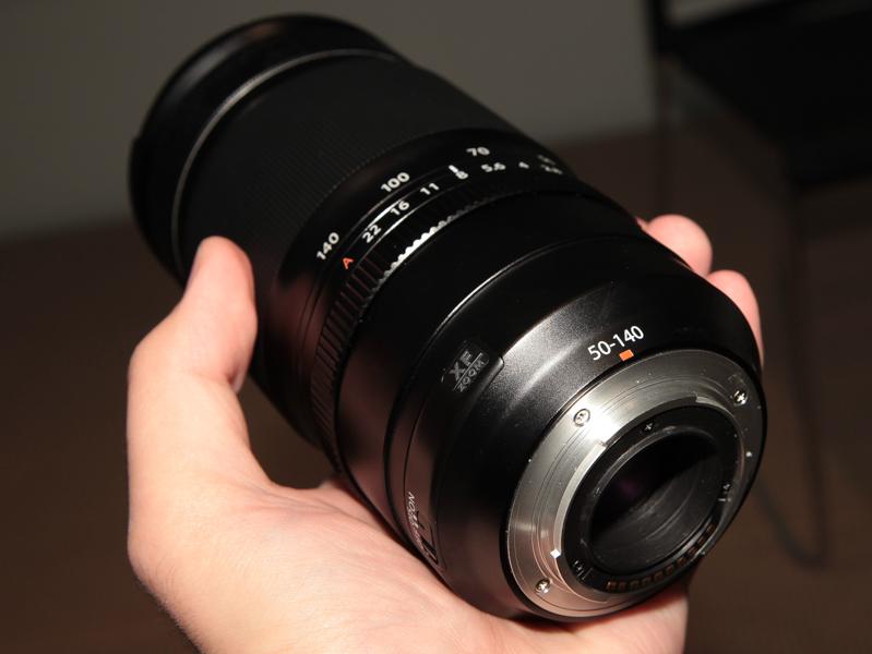 XF 50-140mm F2.8 R OIS WR