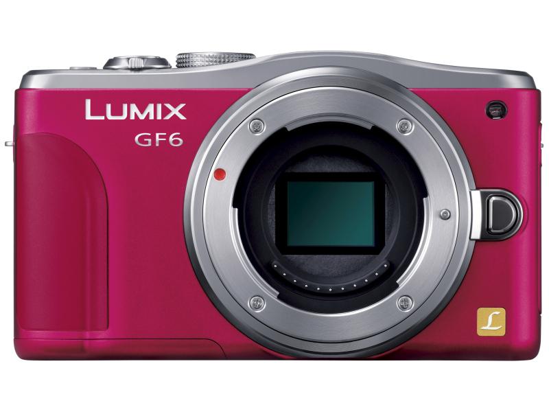 LUMIX DMC-GF6(2013年4月発売)