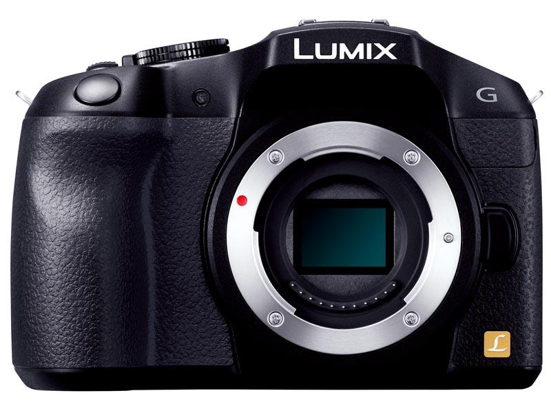 LUMIX DMC-G6(2013年6月発売)