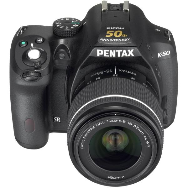 PENTAX K-50 50周年記念スペシャルバージョン(非売品)