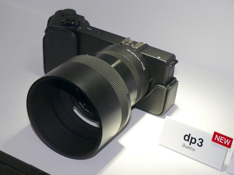 開発発表のSIGMA dp 3 Quattro