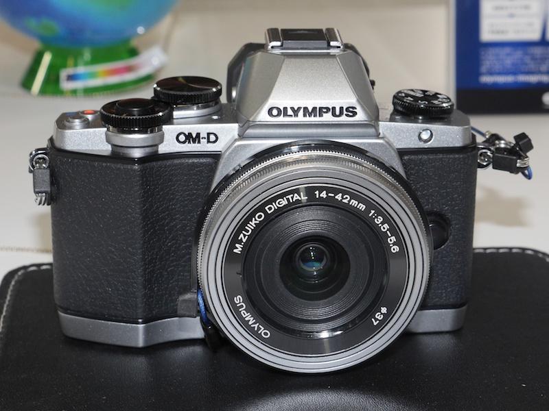 2月末より発売されるOLYMPUS OM-D E-M10