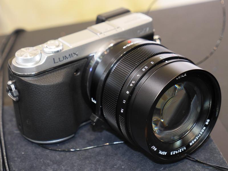 LEICA DG NOCTICRON 42.5mm F1.2 ASPH. POWER O.I.S.