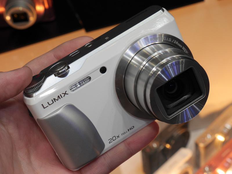 LUMIX DMC-TZ55