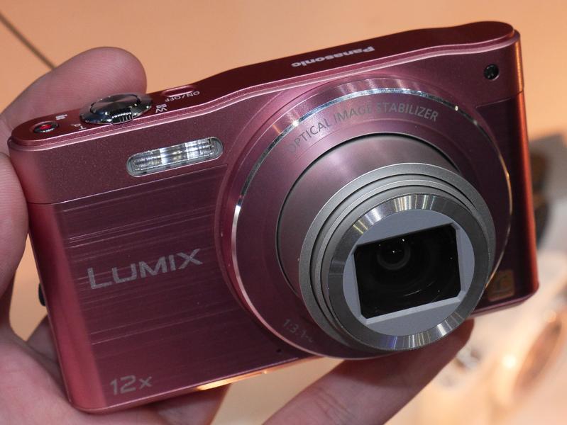 LUMIX DMC-SZ8