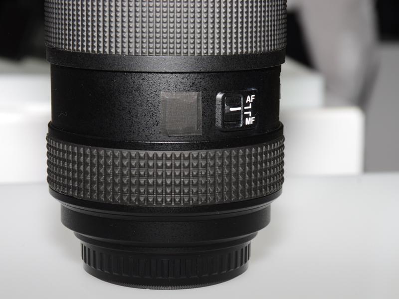 中判デジタル一眼レフカメラ用交換レンズ