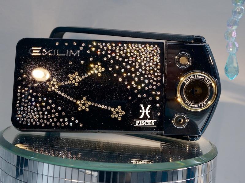 中国市場専用のスワロフスキーモデル、TR Crystal sky