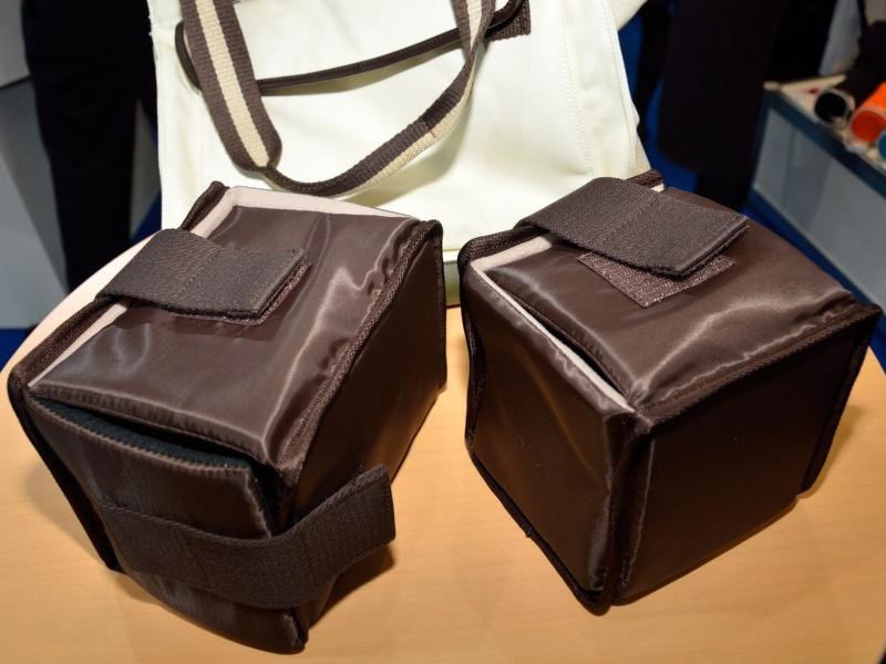 インナーバッグは2つに分けることができる