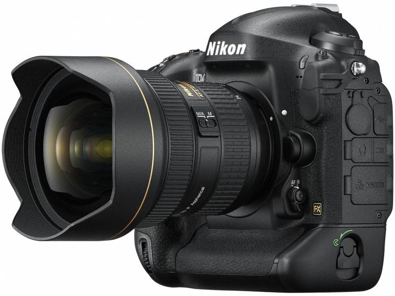AF-S NIKKOR 14-24mm F2.8 G ED装着例