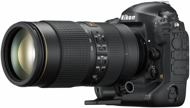 AF-S NIKKOR 80-400mm F4.5-5.6 G ED VR装着例
