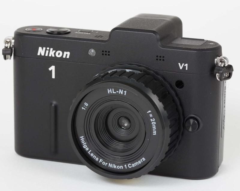 Nikon 1マウント用