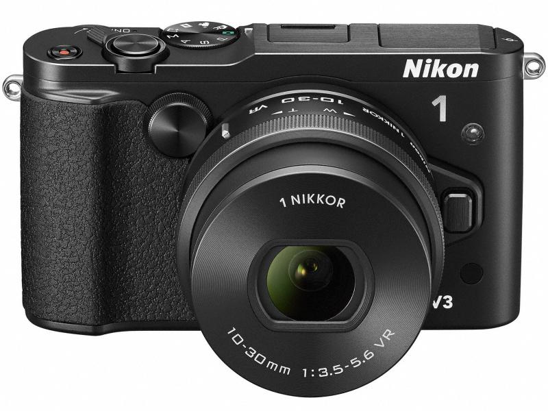 Nikon 1 V3標準パワーズームレンズキット