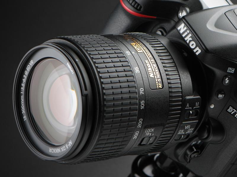 今回はD7100で試用した。発売は4月。実勢価格は税込8万9,770円前後