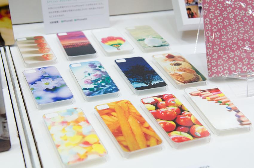 好きな写真を使ってオリジナルのiPhoneケースを作成できます。対応機種は、iPhone5s/5です。