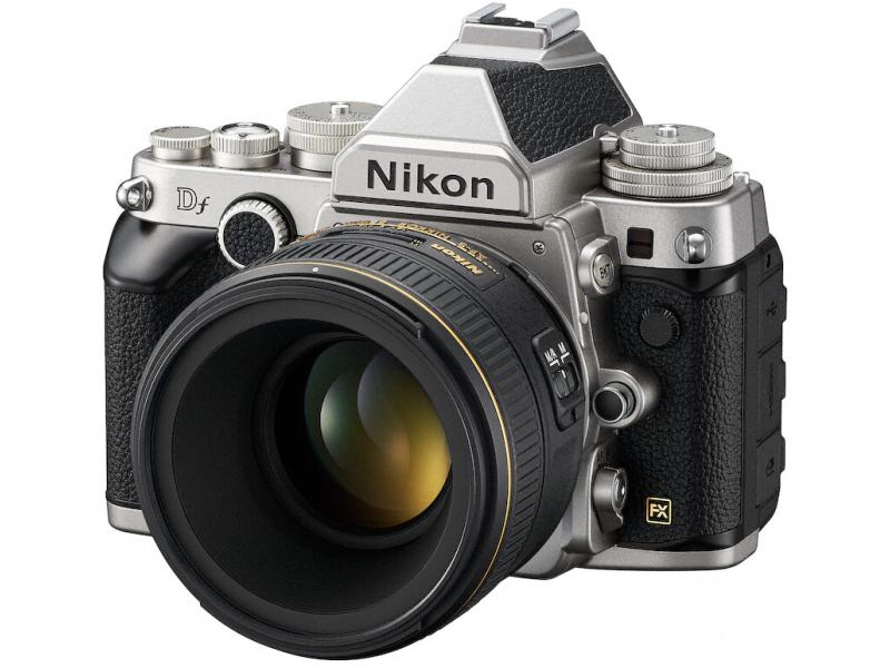 ニコンDf+AF-S NIKKOR 58mm f/1.4G
