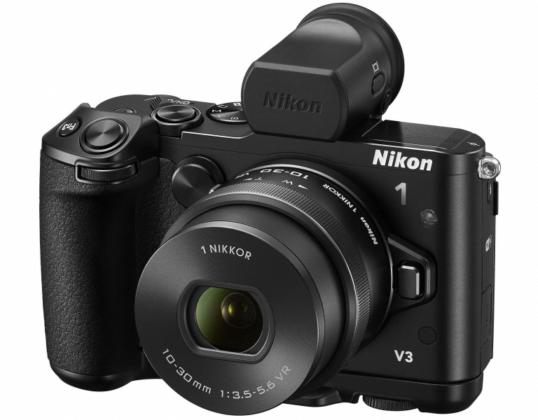 Nikon 1 V3プレミアムキット