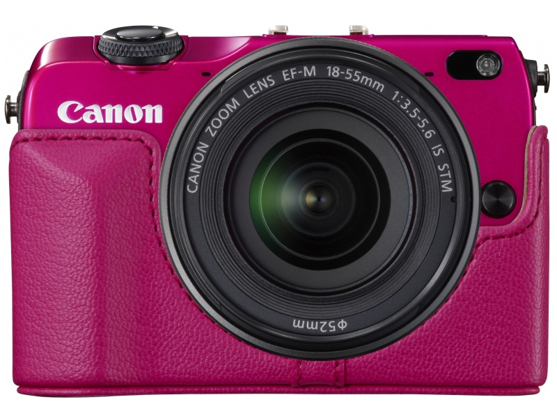 新色のピンクに合わせたアクセサリーも用意する。ボディジャケットEH26-CJ(税別4,900円)