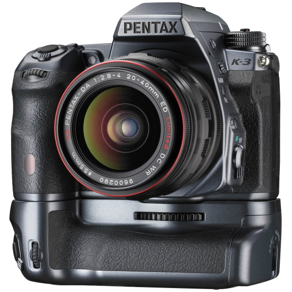 HD PENTAX-DA 20-40mm F2.8-4 ED Limited DC WRの装着例