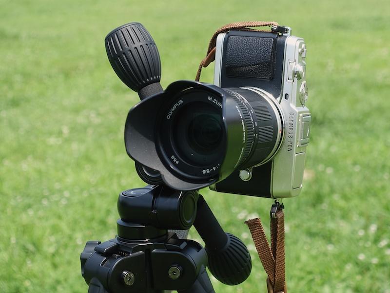 カメラを縦にして撮りたいときはこうです。