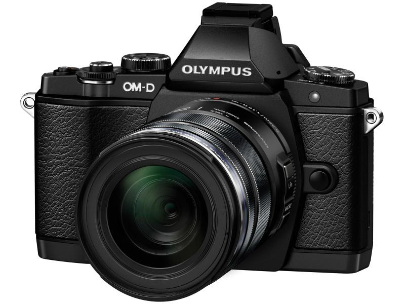 OM-D E-M5(エリートブラック)12-50mm EZ レンズキット