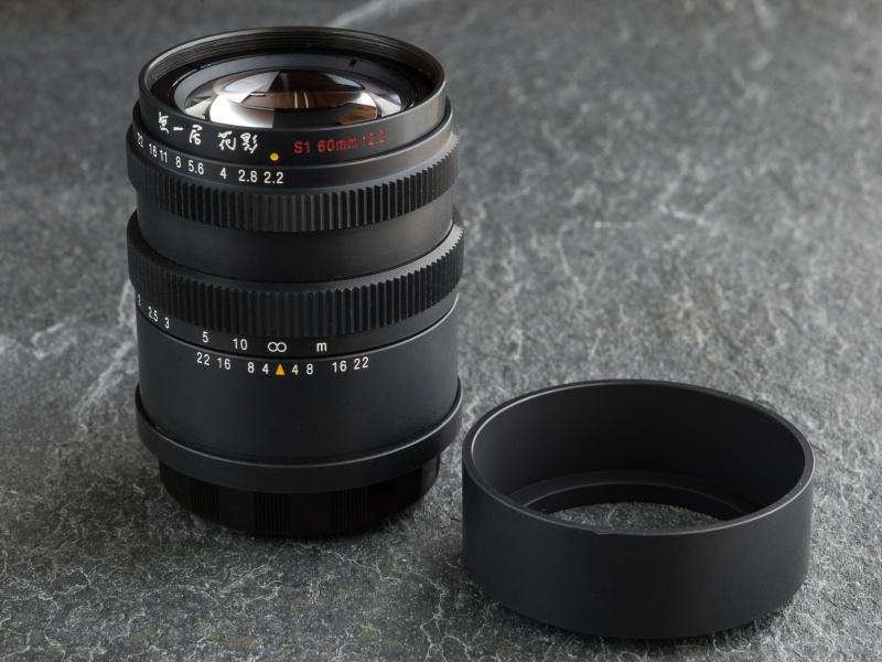 花影 S1 60mm F2.2は無一居のホームページから注文できる。価格は税込8万7,475円だ