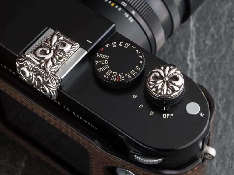 New Premium Floral カメラソフトレリーズボタンは税込2万520円