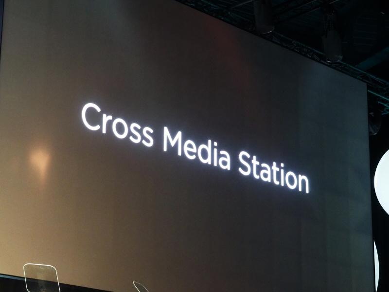 Cross Media Station