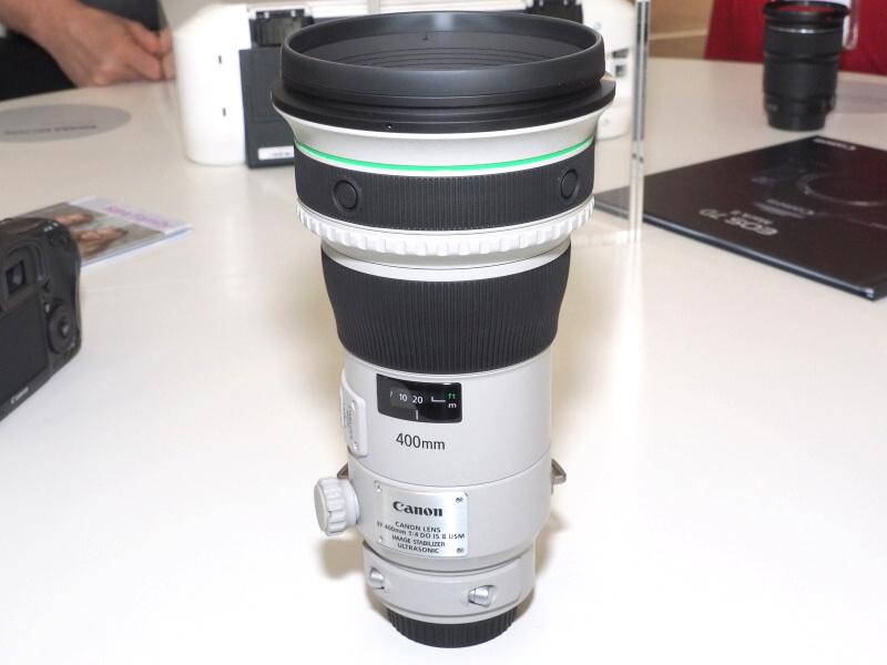 EF 400mm F4 DO IS II USM