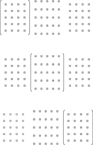 ラージゾーンの例