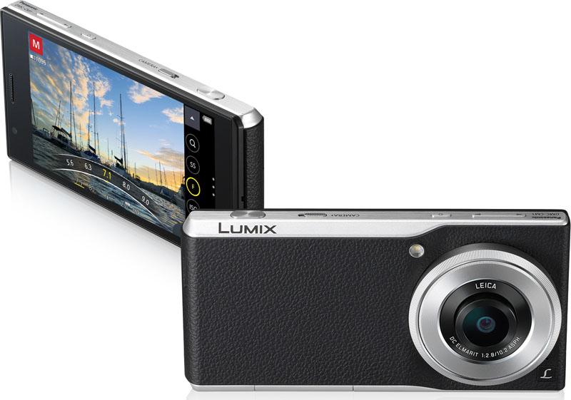 """パナソニックがフォトキナで発表したLTE通信対応の""""デジタルカメラ""""LUMIX DMC-CM1"""